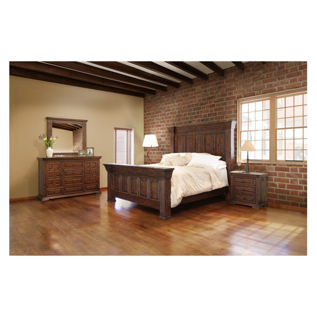 Ifd1020 bedroom marshall 39 s cost plus furniture warehouse for Bedroom furniture warehouse